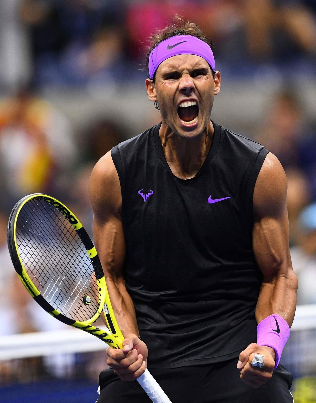 A legjobb képek a Rafa Nadal győzelméről, Diego Schwartzman ellen az US Open tenisz negyeddöntőjében
