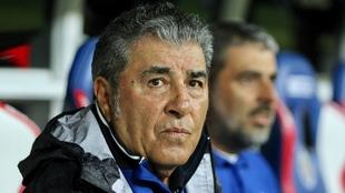 Carlos Reinoso, entrenador del Correcaminos.