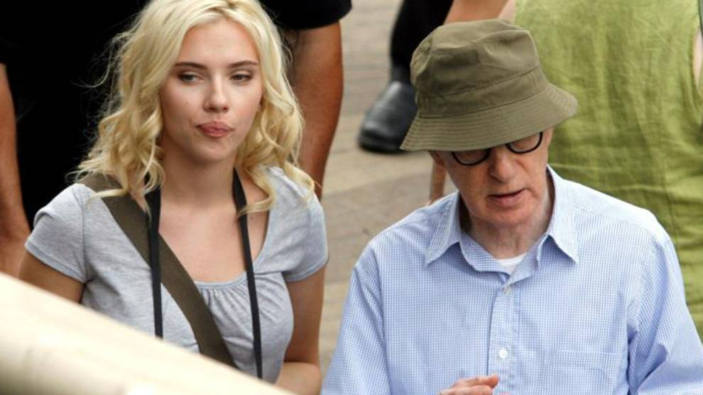 woody allen movies and tv shows