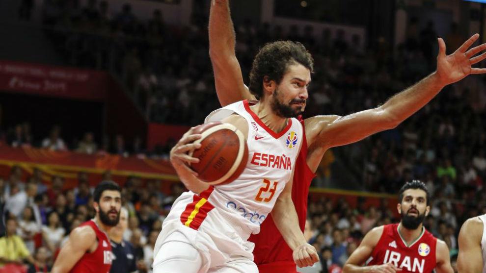 España Mundial Baloncesto 2019: Llull Se Une A Rudy Como