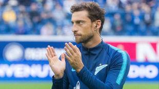 Marchisio, con el Zenit.