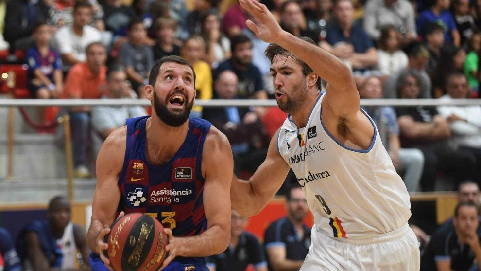 Liga Endesa 2019: El Nuevo Barça De Mirotic Se