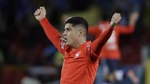 Alan Franco seguiría en el Independiente