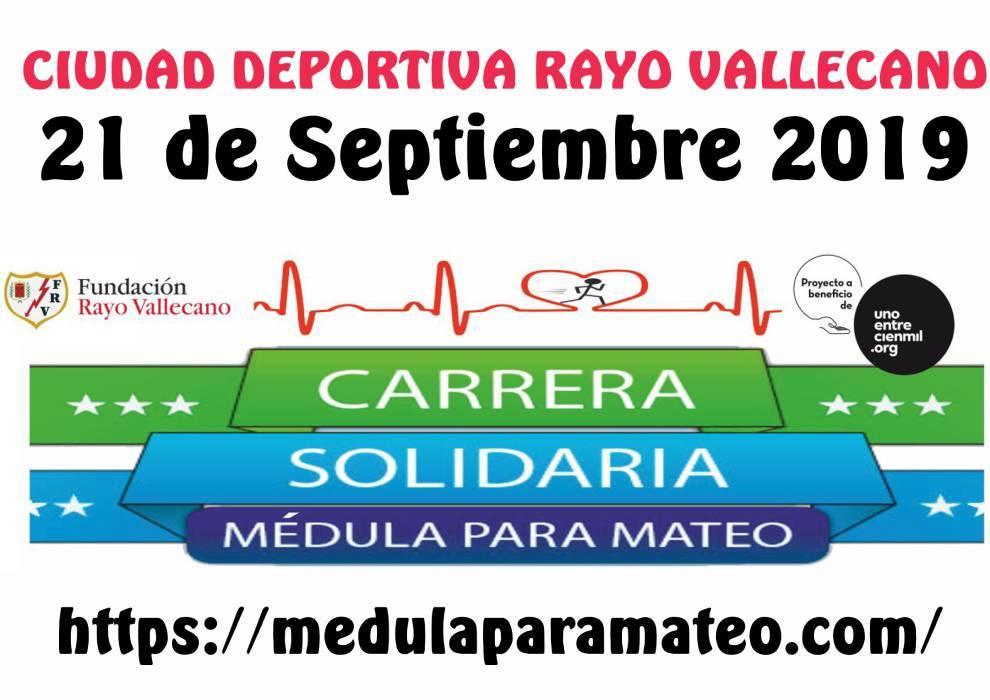 Más de mil corredores unidos para concienciar sobre la donación de...