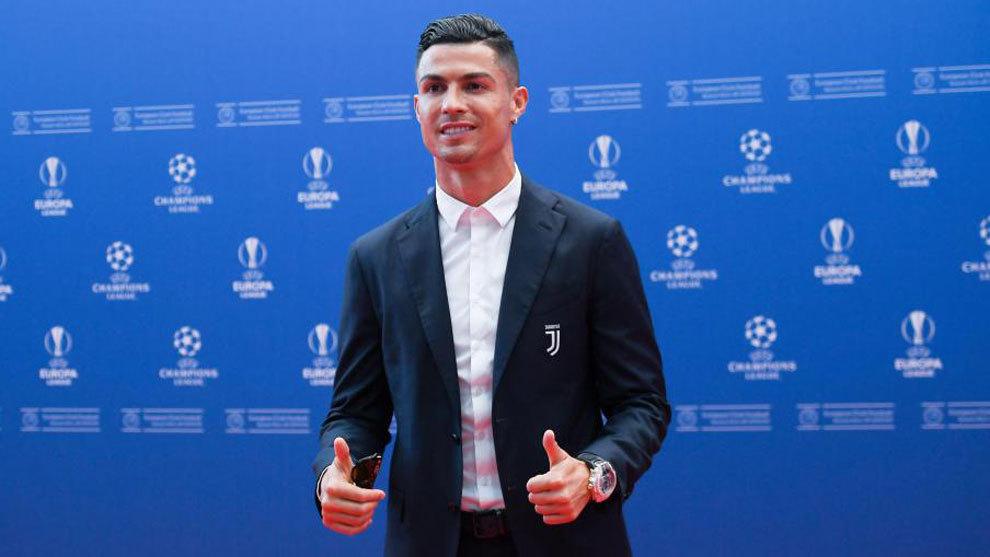 Ronaldo on 162-million-euro Nike deal