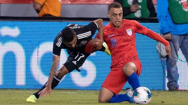 México vs Estados Unidos, en vivo minuto a minuto