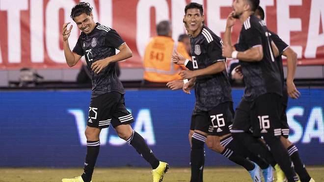 Gutiérrez celebrando el gol