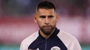 Orozco con selección mexicana