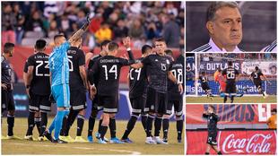 Partido perfecto de la selección mexicana.
