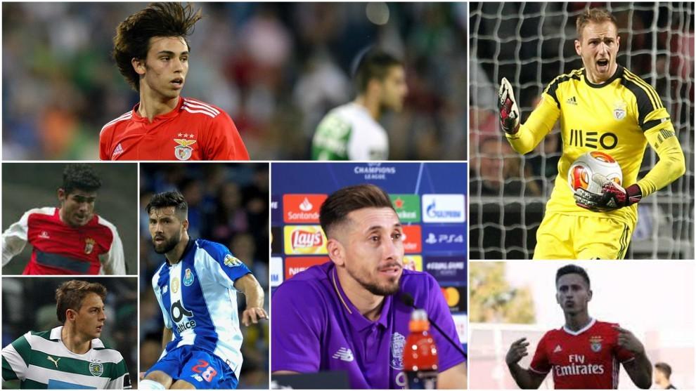 Los jugadores del Atlético de Madrid que han pasado por la La Liga...