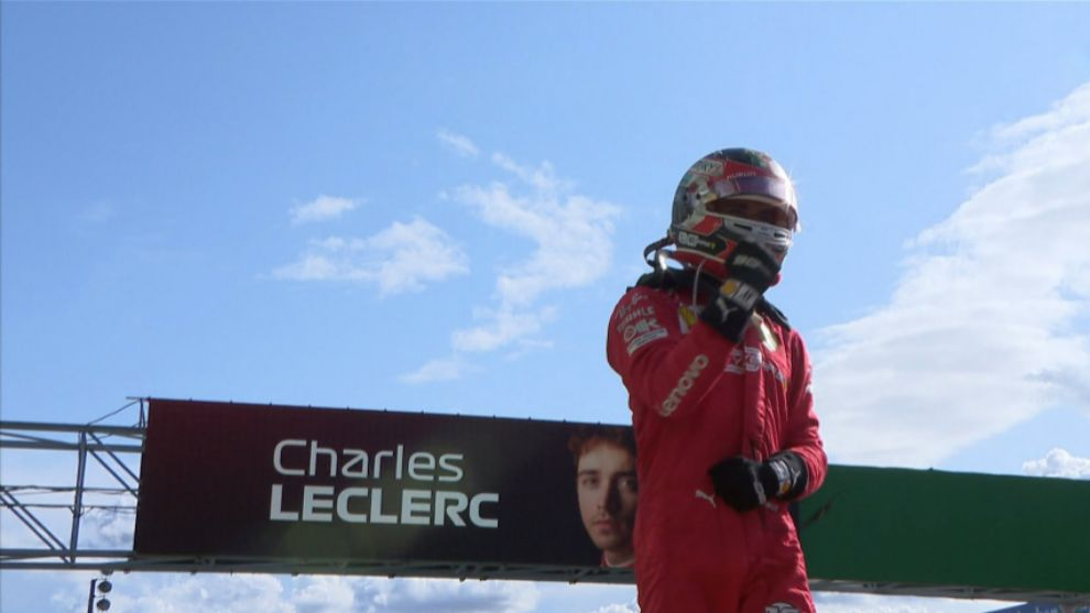 Lewis Hamilton says title chase stopped Charles Leclerc collision