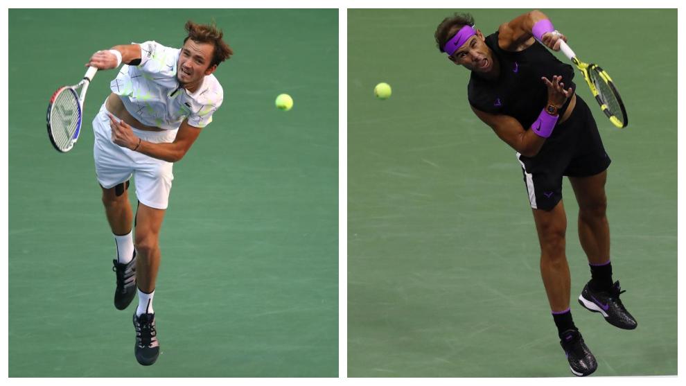 Rafael Nadal - Daniil Medvedev: en directo, la final del US Open