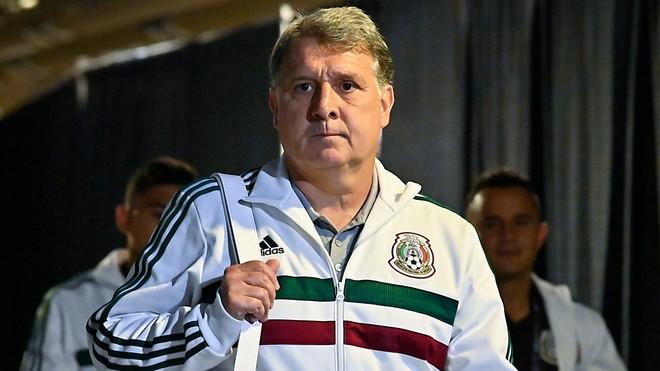 Gerardo Martino lleva 11 juegos sin perder con México