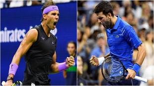 Nadal | Djokovic