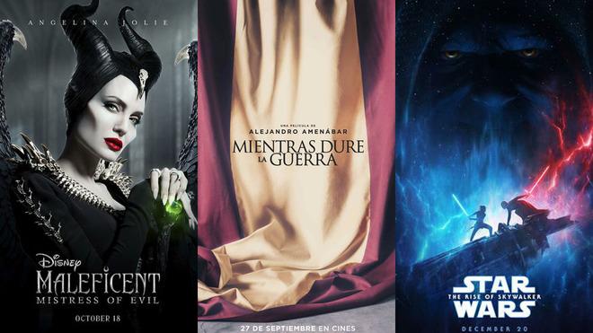 Los estrenos de cine que llegan en 2019.