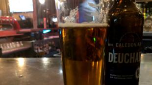 Una Deuchars IPA se ha convertido en la cerveza más cara de la...