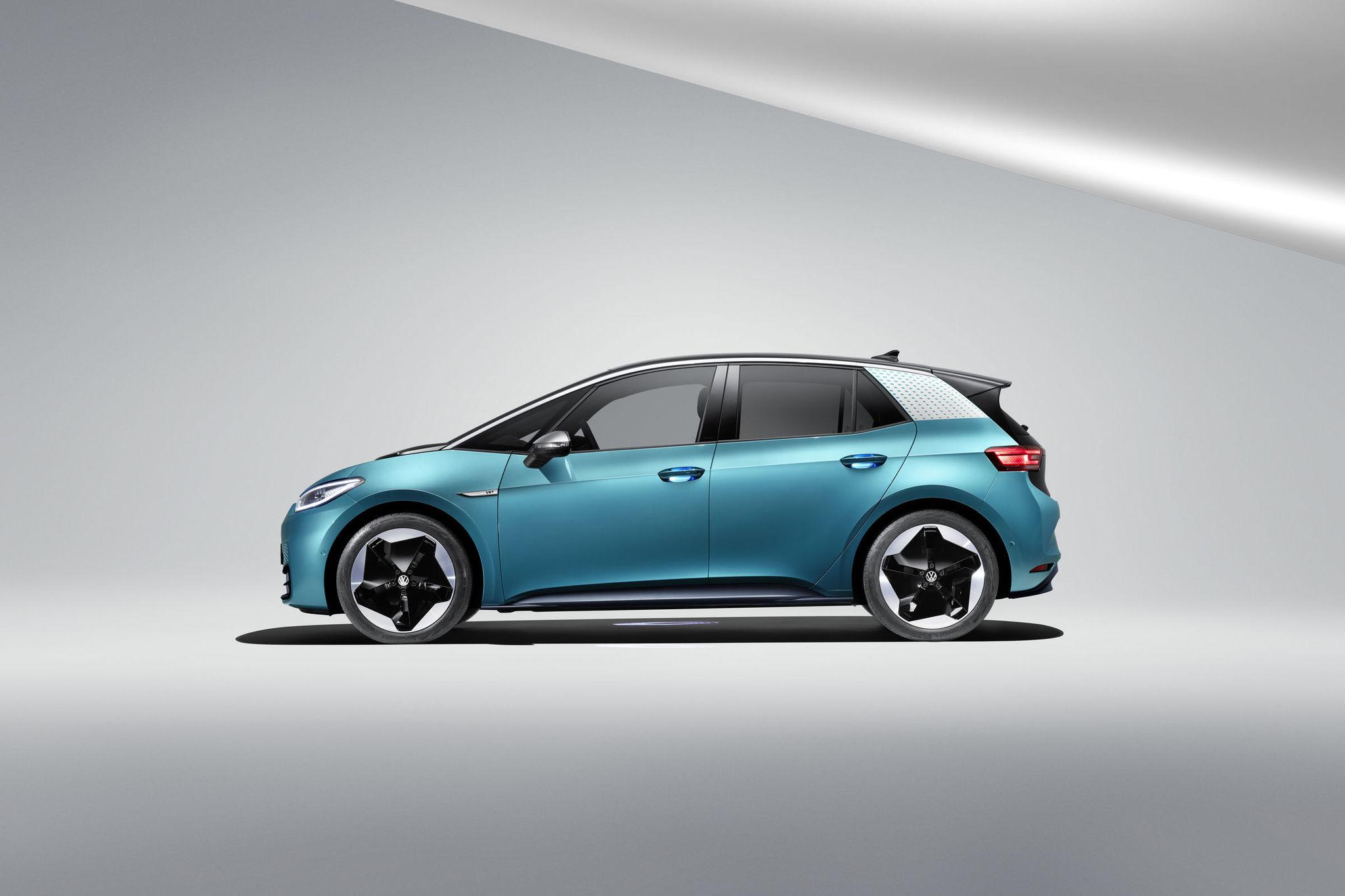 Volkswagen presenta el logotipo que da inicio a la era electrificada