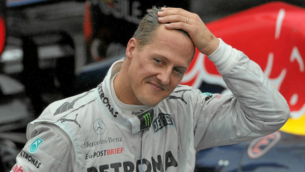 Michael Schumacher in Paris hospital for stem cell treatment