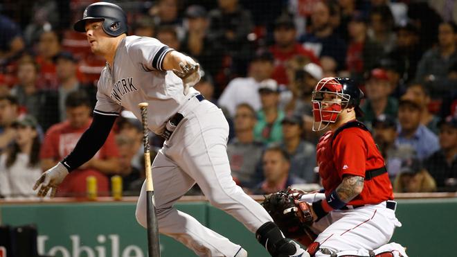 Los Yankees eliminaron a su acérrimo rival
