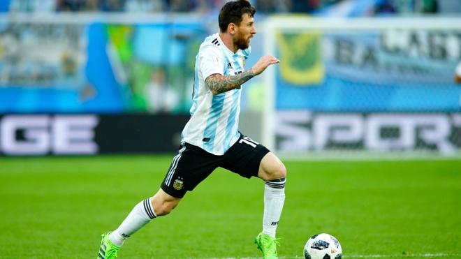 La sanción de Messi se levantará hasta noviembre.