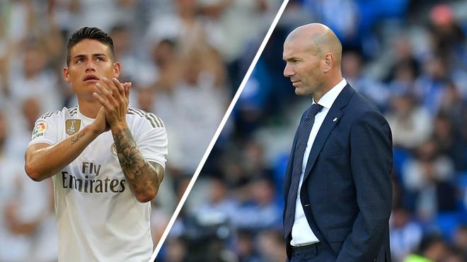Rodríguez podría ver más juego en Madrid.