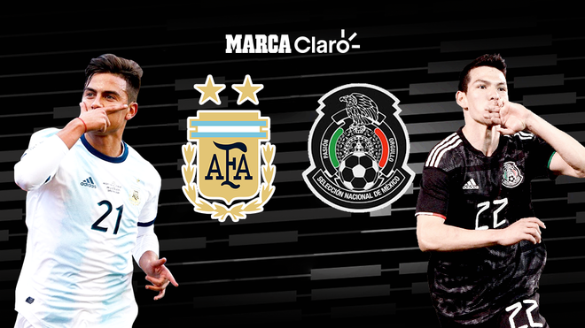 Argentina vs México, en vivo el minuto a minuto.