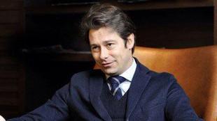 Christophe Henrotay, el agente de Courtois.