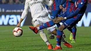 Real Madrid - Levante: horario y dónde ver en directo por TV y online
