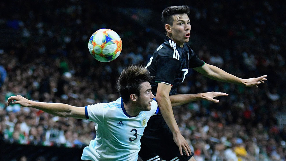 A la selección mexicana le restan cinco partidos en el año