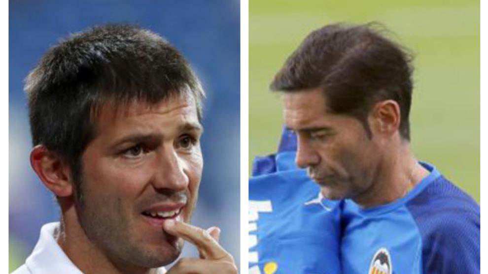 Albert Celades, nuevo entrenador del Valencia; Marcelino García...