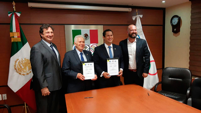 Guanajuato buscará candidatura para albergar los Juegos Centroamericanos 2026