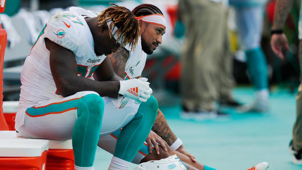 Miami fue humillado por Baltimore.