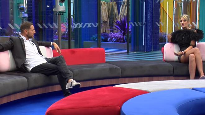 GH VIP 7: Alba Carrillo y Antonio David al entrar al 'reality' de...