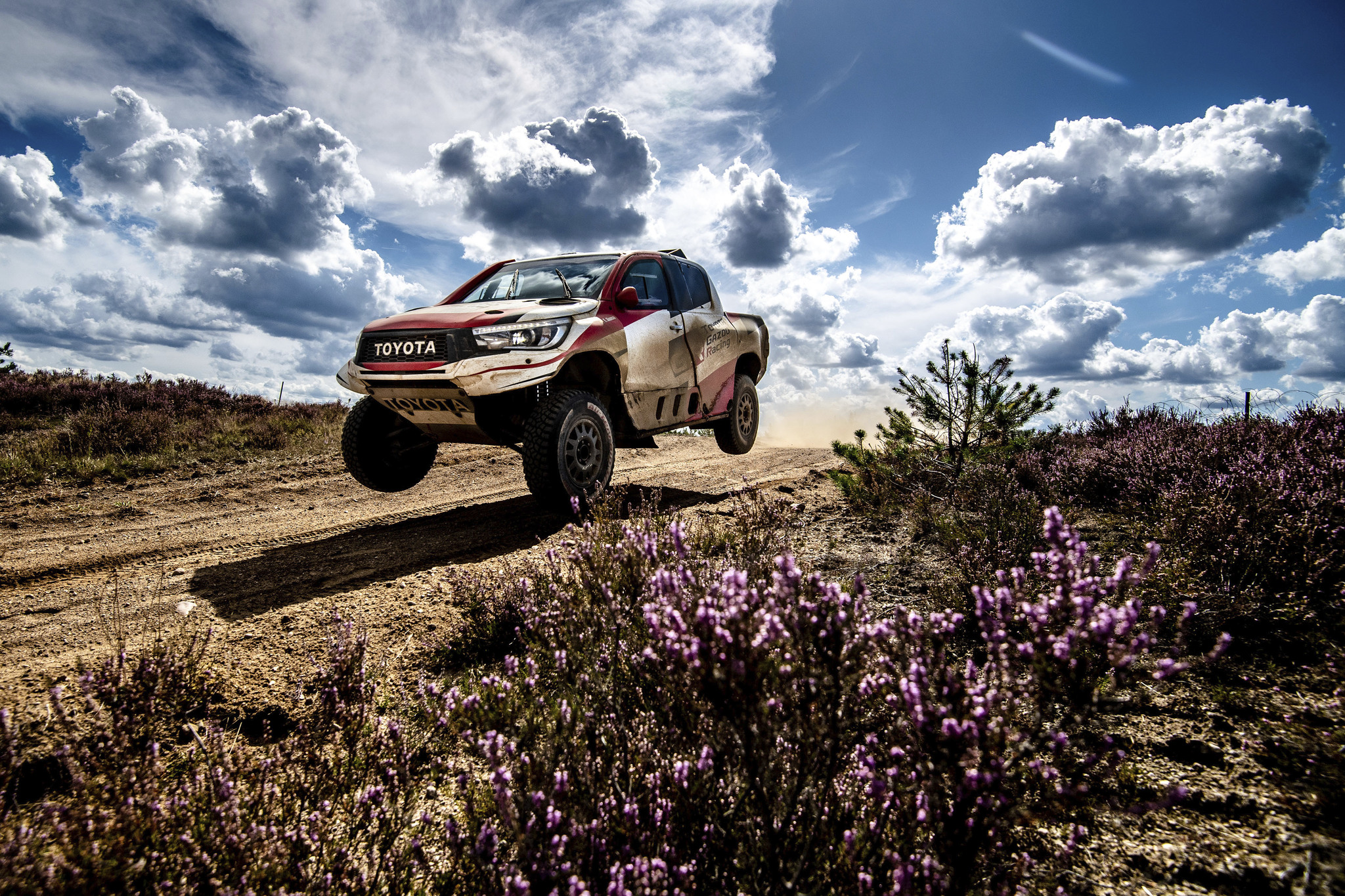 Fotos Fernando <HIT>Alonso</HIT> de test con <HIT>Toyota</HIT> en Polonia Firma: <HIT>Toyota</HIT> Gazoo