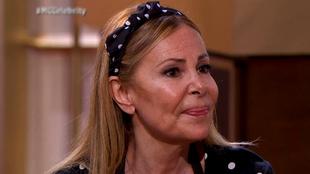 Ana Obregón se convierte en la primera expulsada de MasterChef...