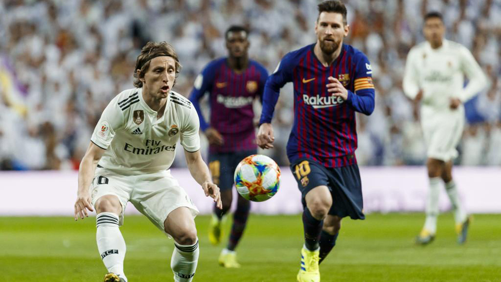 Modric y Messi no sumarán puntos Fantasy en la jornada 4 de LaLiga.