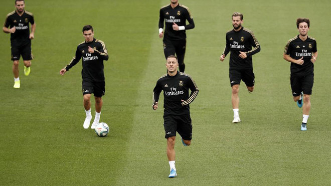 Image result for zidane real madrid training