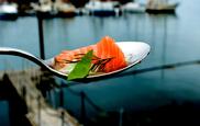 El salmón noruego, el productor de proteínas del mundo más...