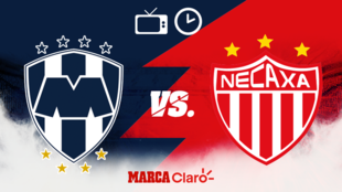 Monterrey vs Necaxa: Horario y dónde ver.