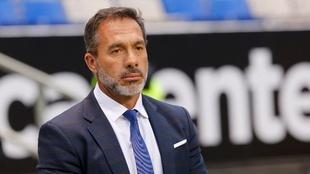 Gustavo Matosas, entrenador del Atlético de San Luis.
