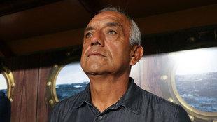 El técnico vivió su primer juego al frente del Tiburón.