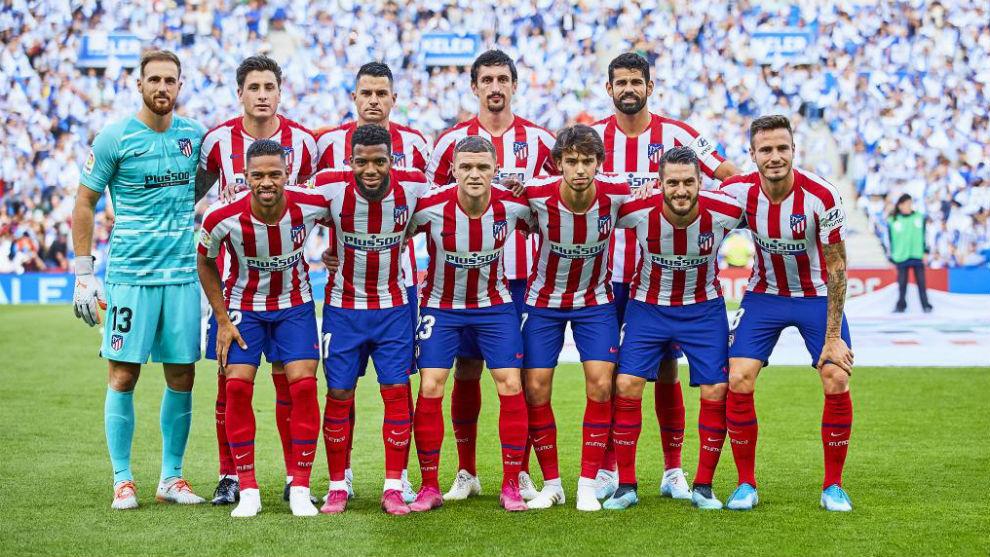 Calendario Atletico Madrid.Atletico Madrid Atletico Ratings Vs Real Sociedad Nobody