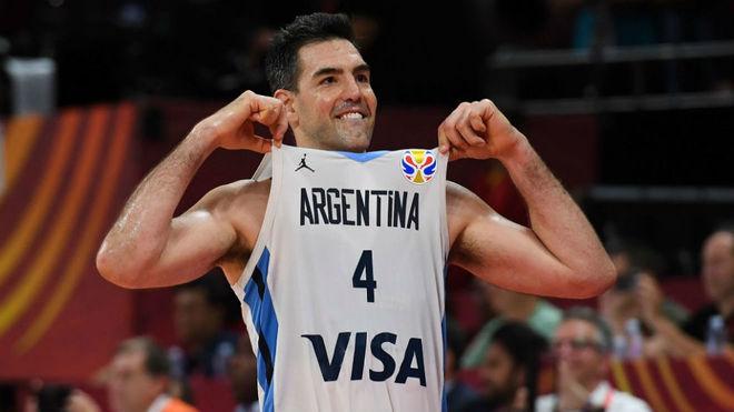 Luis Alberto Scola es el estandarte de Argentina