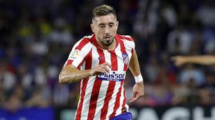 Héctor Herrera no ha debutado en LaLiga