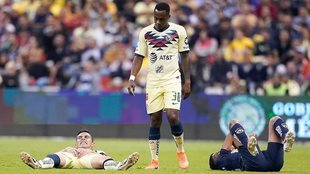 América y Pumas empataron a un gol.