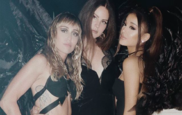 Miley Cyrus, Lana del Rey y Ariana Grande ponen música a la nueva...