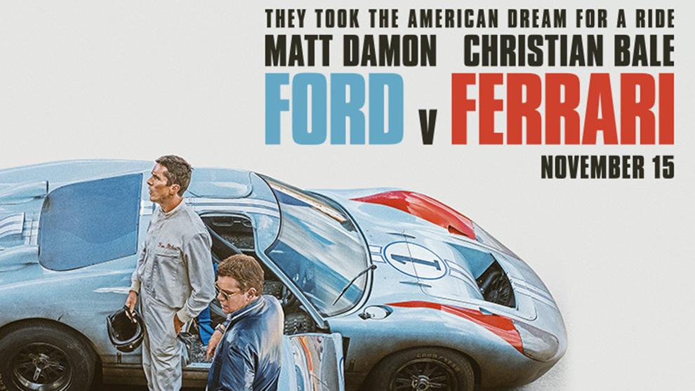 Ford V Ferrari La Pelicula Que La Familia Ford No Quiere Ver Ni