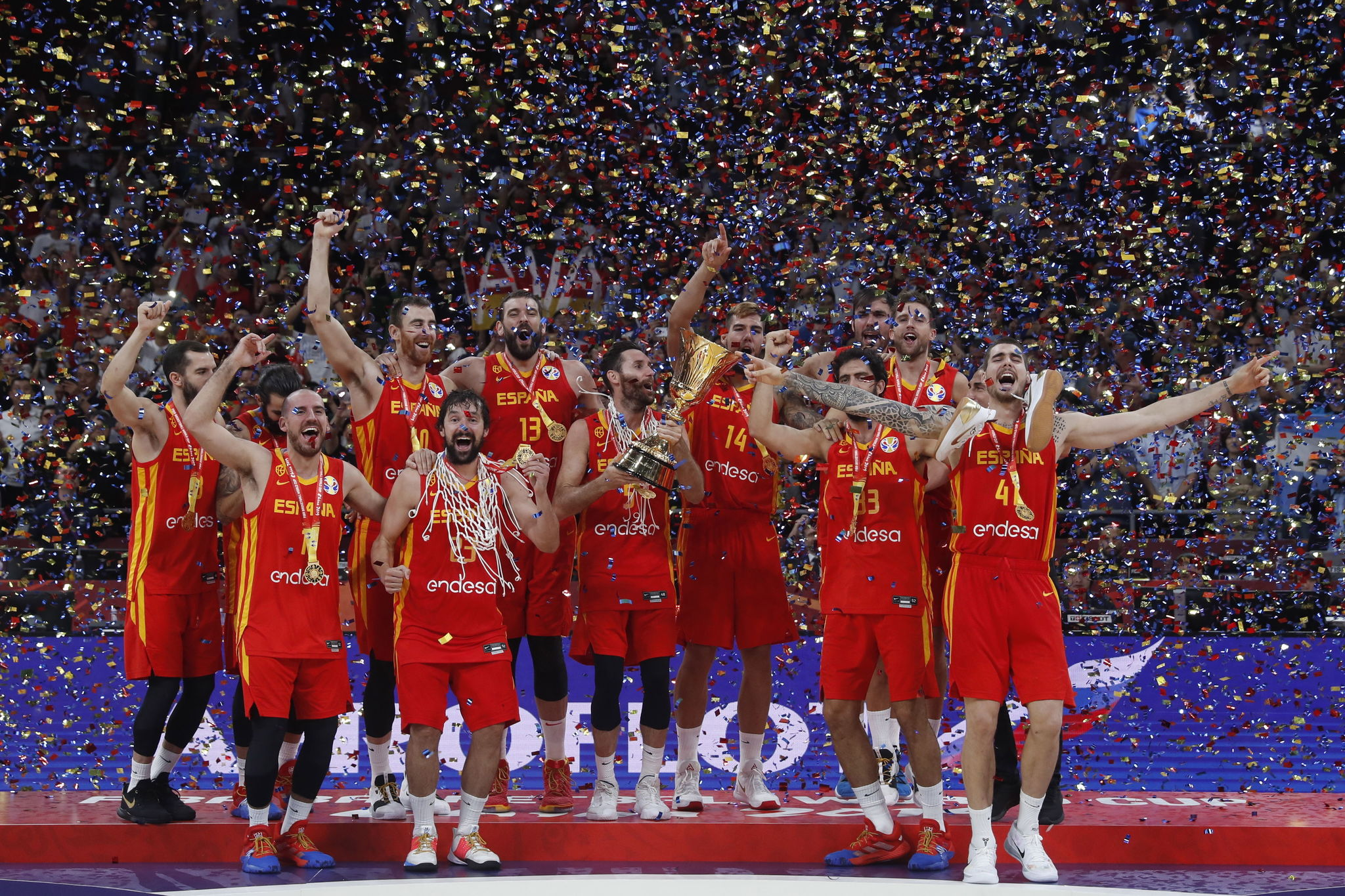 Spain World Cup 2020 Squad.Fiba World Cup Final Spain Seal Second Fiba World Cup With
