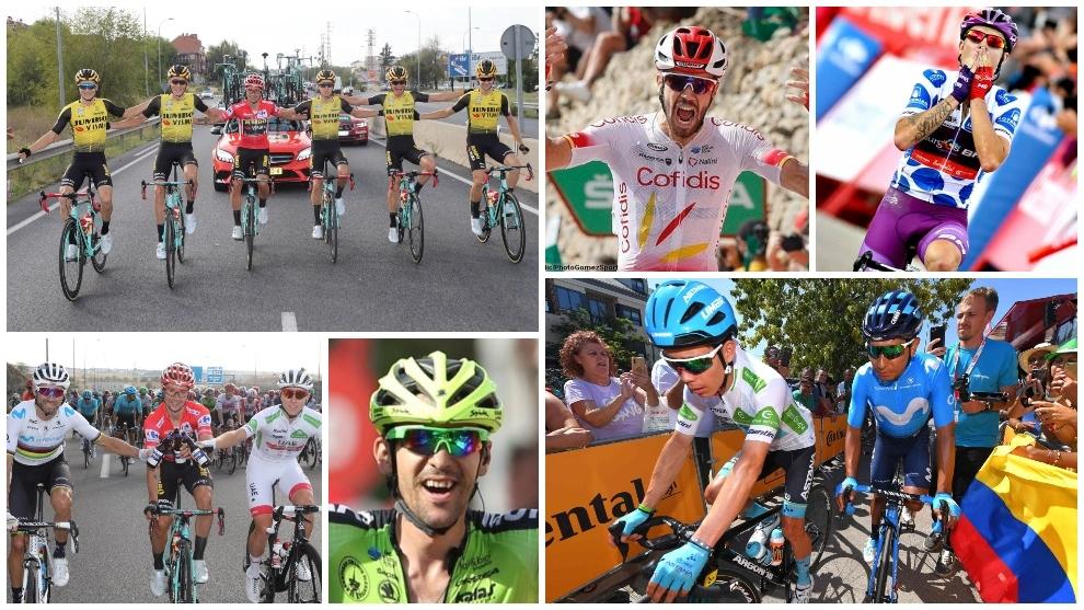 El estreno de Roglic en la reVuelta eslovena donde Valverde repitió podio una década después