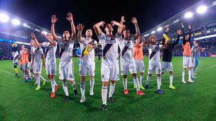 El Galaxy no tuvo piedad ante sus rivales